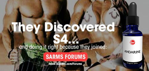Andarine (S4) - iSARMS com