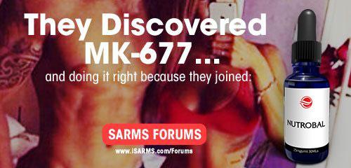 Nutrobal (Mk-677) - iSARMS com