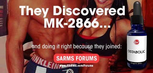Ostarine (MK-2866) - iSARMS com