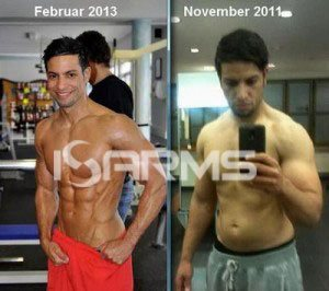 Clenbuterol-before-and-after