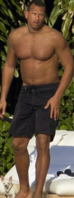 Alex Rodriguez Body