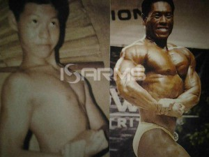 The Bodybuilding Years