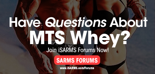 MTS Whey - iSARMS.com