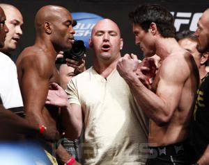 Anderson Silva vs Anderson Silva